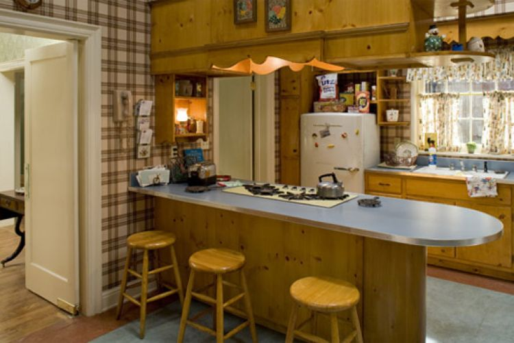 Mad Men - Interior Design from the 1960's!!!